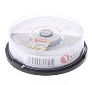 1-8X 1.4GB/30min Мини записываемый DVD-R для генерального Ver 2.0/Data/Video (10-упаковка)