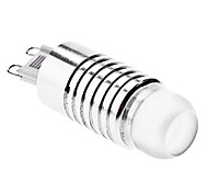 G9 1.5 W 1 High Power LED 90 LM Natural White Spot Lights AC 220-240 V