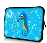 "Sea Horse 7 ""Neoprene Case Funda protectora para iPad Mini / Galaxy Nexus Tab2 P3100/P6200/Google 7/Kindle Fuego HD"