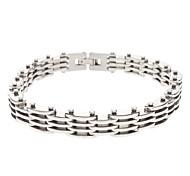 Combined Stainless Steel Bracelet