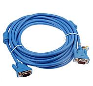 VGA macho a 3 +4 Male Cable (5m)