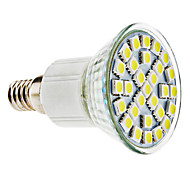 Focos MR16 E14 5 W 29 SMD 5050 480 LM Blanco Natural AC 100-240 V