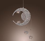 Mini Style Pendant Lights , Modern/Contemporary/Globe Living Room/Dining Room/Kitchen Metal