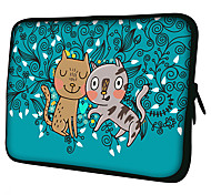 Soñando Laptop Sleeve Case gatos para el MacBook Air Pro / HP / Dell / Sony / Toshiba / Asus / Acer