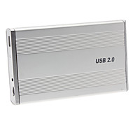 "3.5"" Alluminum USB 2.0 IDE HDD External Case Enclosure"