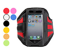 Ventilated Sports Armband for iPhone 5/5S (Assorted Colors)