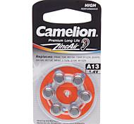 Botão Camelion Bateria A13