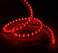 Waterproof 120cm 120-LED Red LED Strip Light for Car (12V)