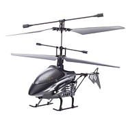 Palm Grootte Gyro 2.4G i-Control Helicopter met Licht (Zwart, Model: HCW546)