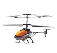 Palm Size 3.5-kanaals Anti-shock Gyro R / C Helicopter (Orange, Model: 58010)