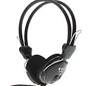 Durable Hi-fi Headphone with Microphone for Gaming & Skype