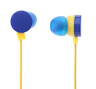 Keeka KA-10 auriculares con estilo Doughnuts