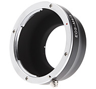 Canon EOS EF Lens to Micro 4/3 Four Thirds System Camera Mount Adapter