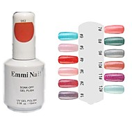 UV Color Gel Cute Nail Art Nail Polish (15ml,1 Bottle)