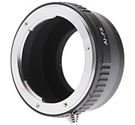 Nikon AI Mount Lens to Fujifilm FX Mount Camera Adapter / Fujifilm FX Mount Camera X-Pro1