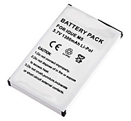 3.7V 1300mAh Li-Polymer Replacement Battery for GPS Garmin iQue M5