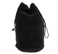 Protective Cotton Flannel Bag for Camera Lens C4 (95*160mm, Black)