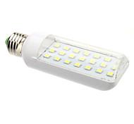 Bombillas LED de Mazorca T E26/E27 4W 21 SMD 5050 320 LM Blanco Cálido / Blanco Fresco AC 100-240 / AC 110-130 V