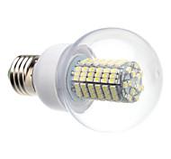 Bombillas LED de Globo G60 E26/E27 8W 138 SMD 3528 620 LM Blanco Natural AC 100-240 V