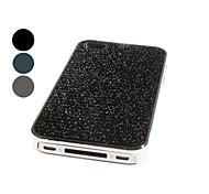 Brillante Case Style quedando protectora para iPhone 4S (colores surtidos)