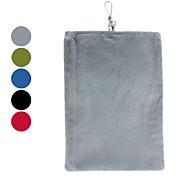 Soft Cloth Durable Pouches for iPad mini 3, iPad mini 2, iPad mini (Assorted Colors)