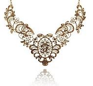Frauen vintage lace necklace