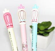 Cute Comb Gel Pen