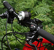 Front Bike Light Multifunction XML-T6 SXO LED Hightlight Waterproof Energysaving Bike Lamp and Head Lamp(1200LM) S200045