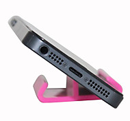Plastic All-In-One Stand for iPhone4,4S/iPhone5(Assorted Colors)