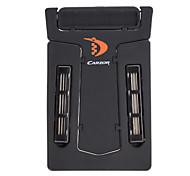 Ultra Thin Portable Cassette Razor