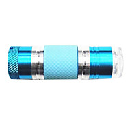 Bicycle Alloy Front Light Flashlights (Assortted Colors)