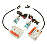 12V 35W H8/H9/H10/H11 HID Xenon Lamp Conversion Kit Set (E3035 Ballast)