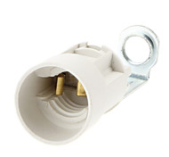 E14 Base 80mm Candle Bulb Socket Lamp Holder
