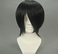 Cosplay Wig Inspired by Ouran High School Host Club-Nekozawa Black