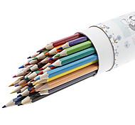 36 Colors Colored Pencils Set