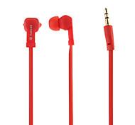 PNB-68 linda auriculares para el iPod (colores surtidos)