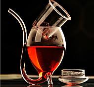 stile vampiro 300ml vino whisky sipper tazza di vetro
