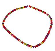 Modèle coloré de perles turquoise Accessoires