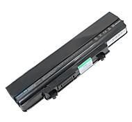 6 celle batteria del computer portatile per Dell Inspiron 1320 serie 1320n F136T Y264R (11.1V, 4400mAh)