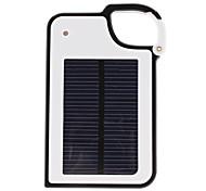 Солнечное зарядное устройство для мобильных телефонов, цифровых камер, MP3/MP4 плеер и больше (1450 мАч)