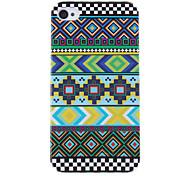 Diamant Stripe Muster schützende Hülle für das iPhone 4/4S