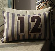 Цифра печатных образцов декоративной крышкой подушки