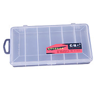 Medium Size Transparent Lure Box Tackle Box
