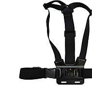 Gopro Accessories Chest Harness / Mount/HolderFor-Action Camera,Gopro Hero 2 / Gopro Hero 3 / Gopro Hero 5 / All Gopro ABS / Plastic