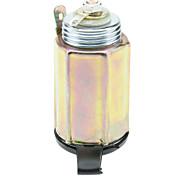 20646 impermeabile fai da te auto accendisigari Plug Power Adapter - Rame + Silver