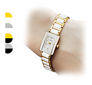 Women's Alloy Analog Quartz Wrist Watch (Assorted Colors)
