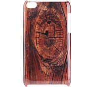Wood Pattern Hard Case for iPod Touch 4