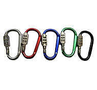 Metal Combination Lock (Random Color)