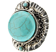 The Cowboy Hat Turquoise Ring