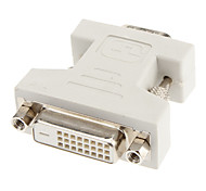 DVI 24+1 to VGA F/M Adapter